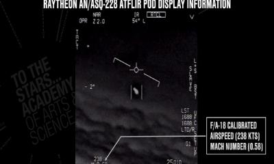 phénomène aérien non identifié armée US