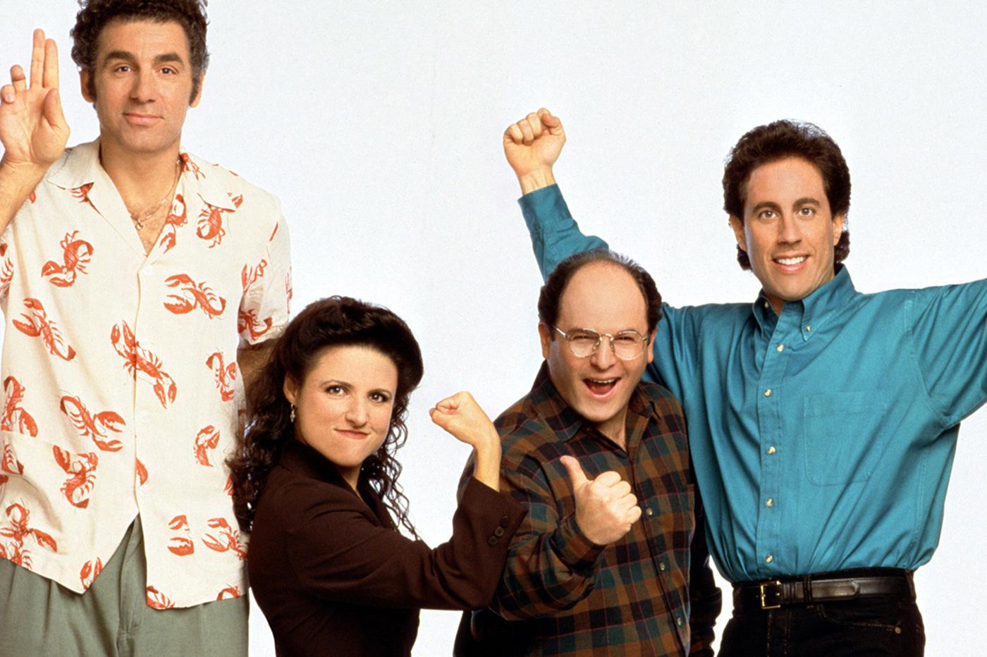 Netflix se paye les droits de la série Seinfeld pour remplacer Friends