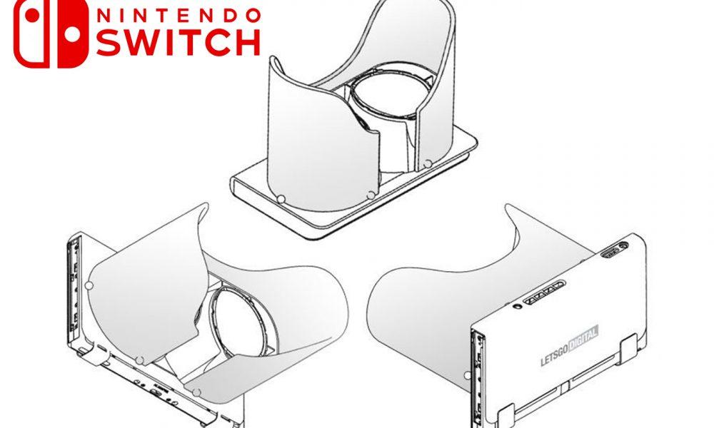 Nintendo casque VR Switch