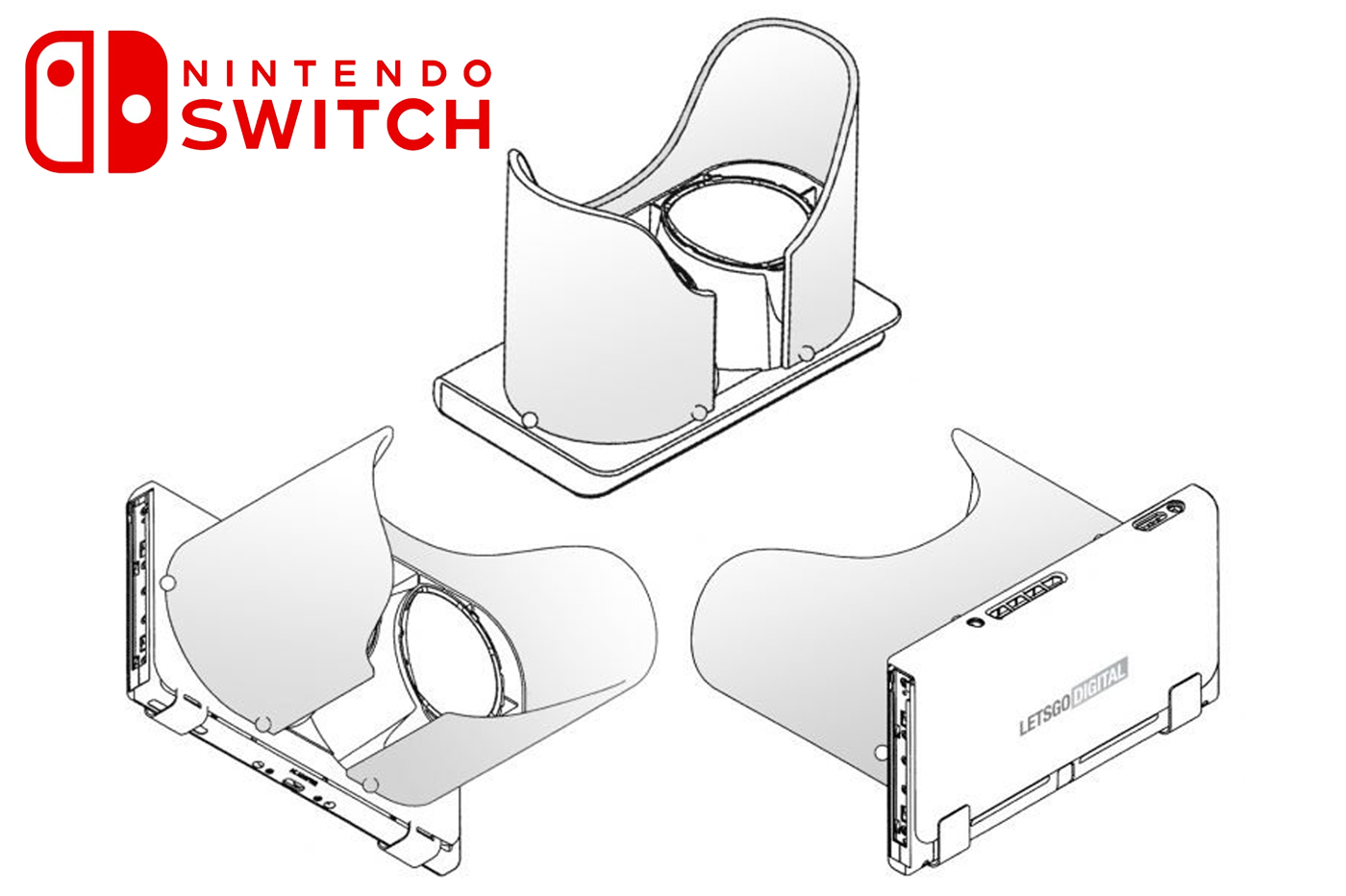 Nintendo casque VR Switch