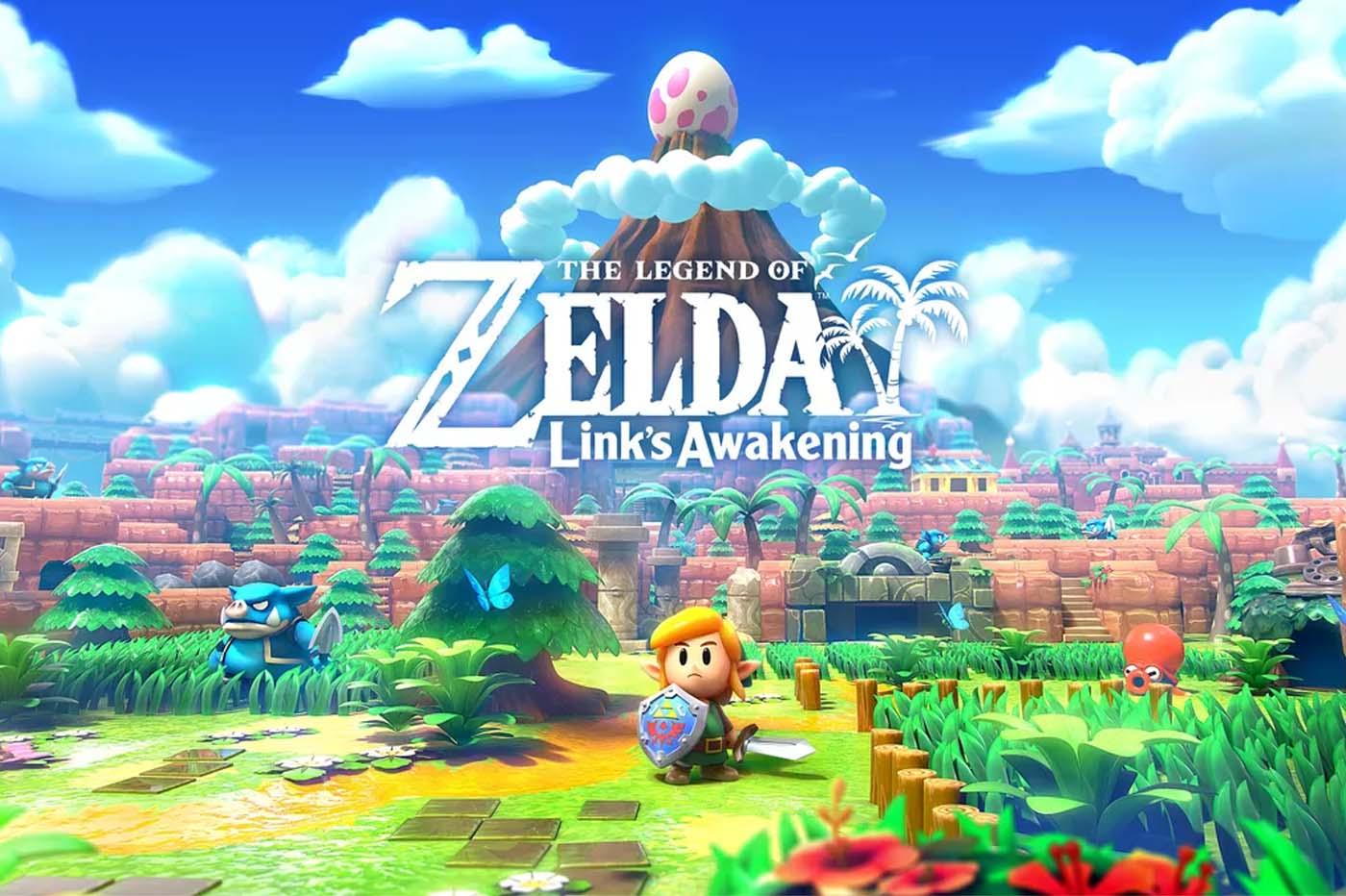 Où précommander The Legend of Zelda Link's Awakening sur Nintendo Switch ?