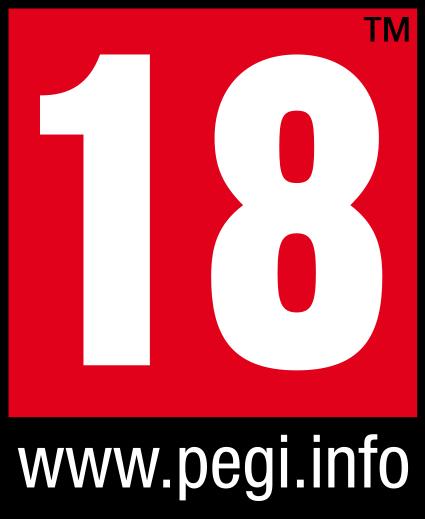 PEGI 18