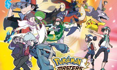 Pokémon Masters 26 millions dollars en une semaine
