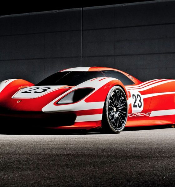 Porsche EV Hypercar