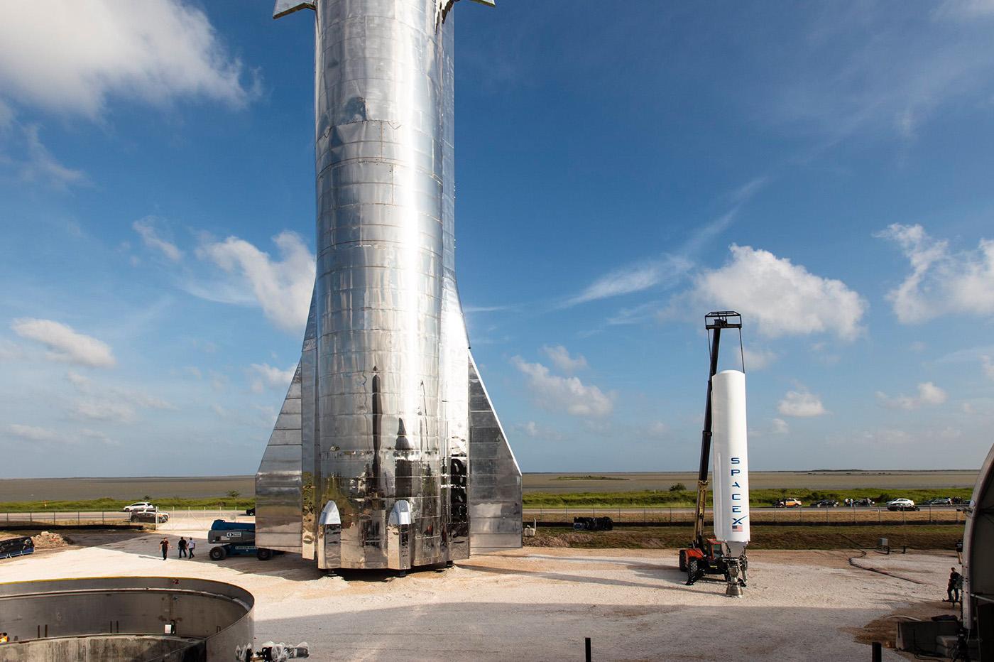 Jusqu'à 100 passagers pourront monter à bord de Starship — SpaceX