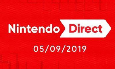 Résumé Nintendo Direct 5 Septembre 2019