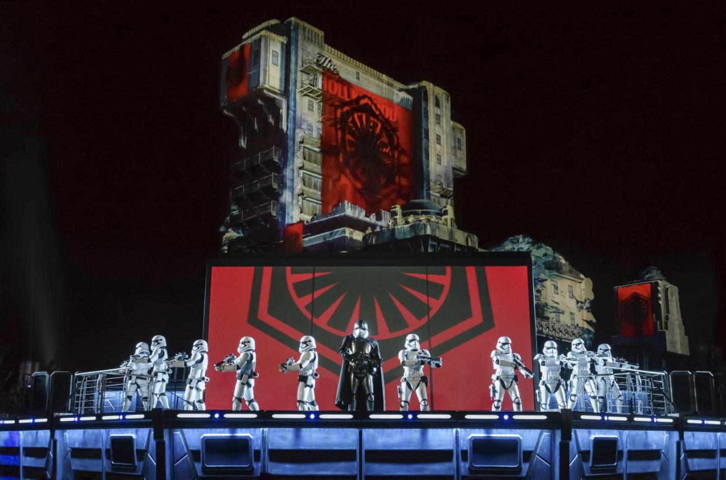 Légendes de la Force - Disneyland Paris