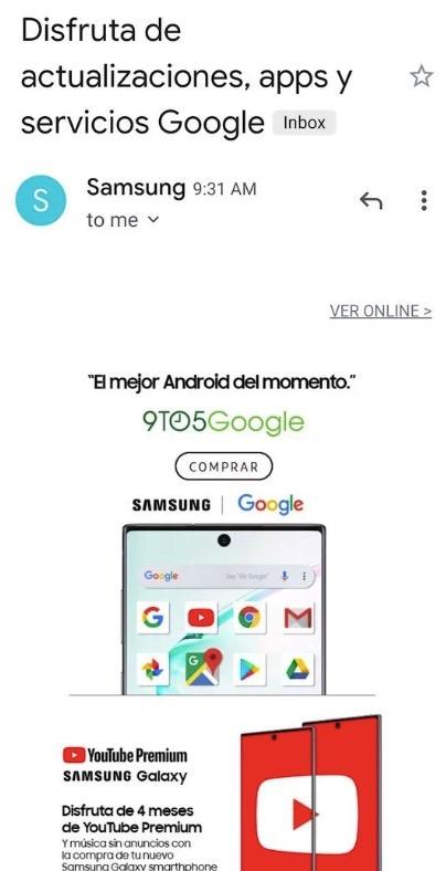 Samsung troll Huawei