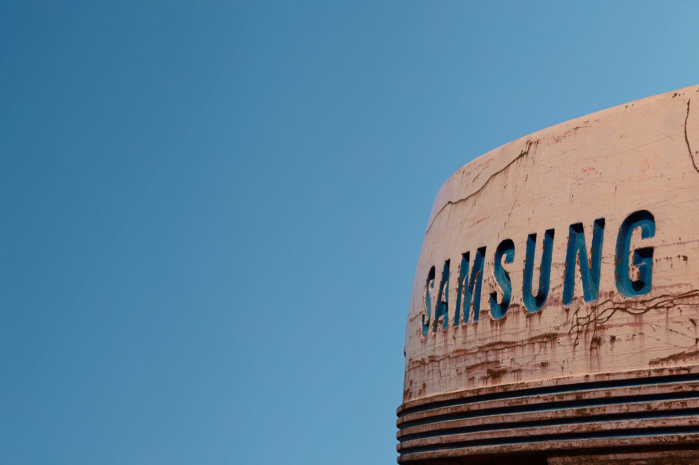 Samsung téléphones clapet