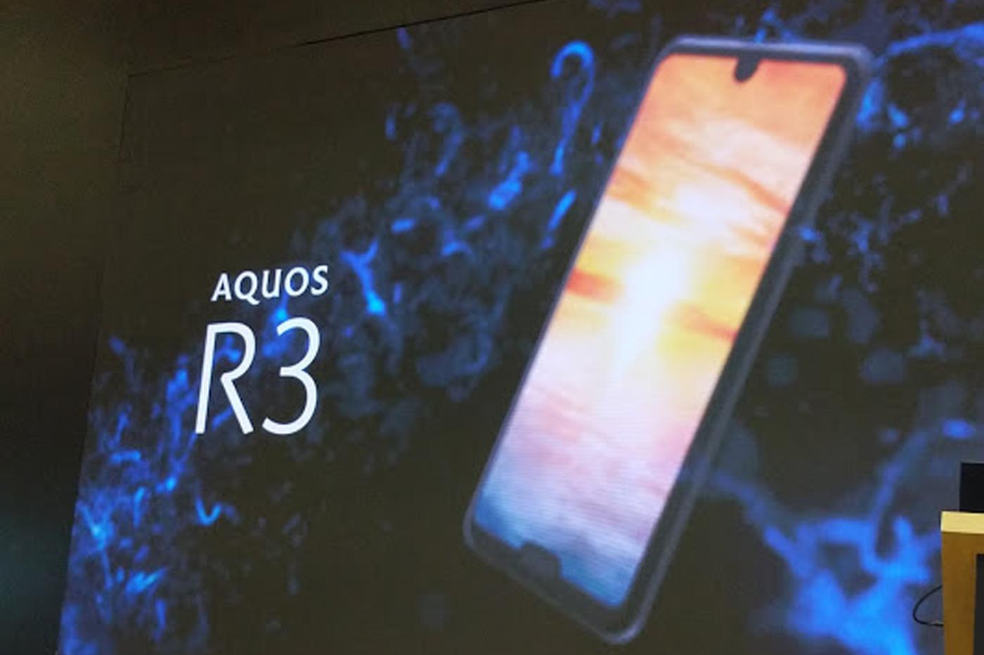 Sharp Aquos R3