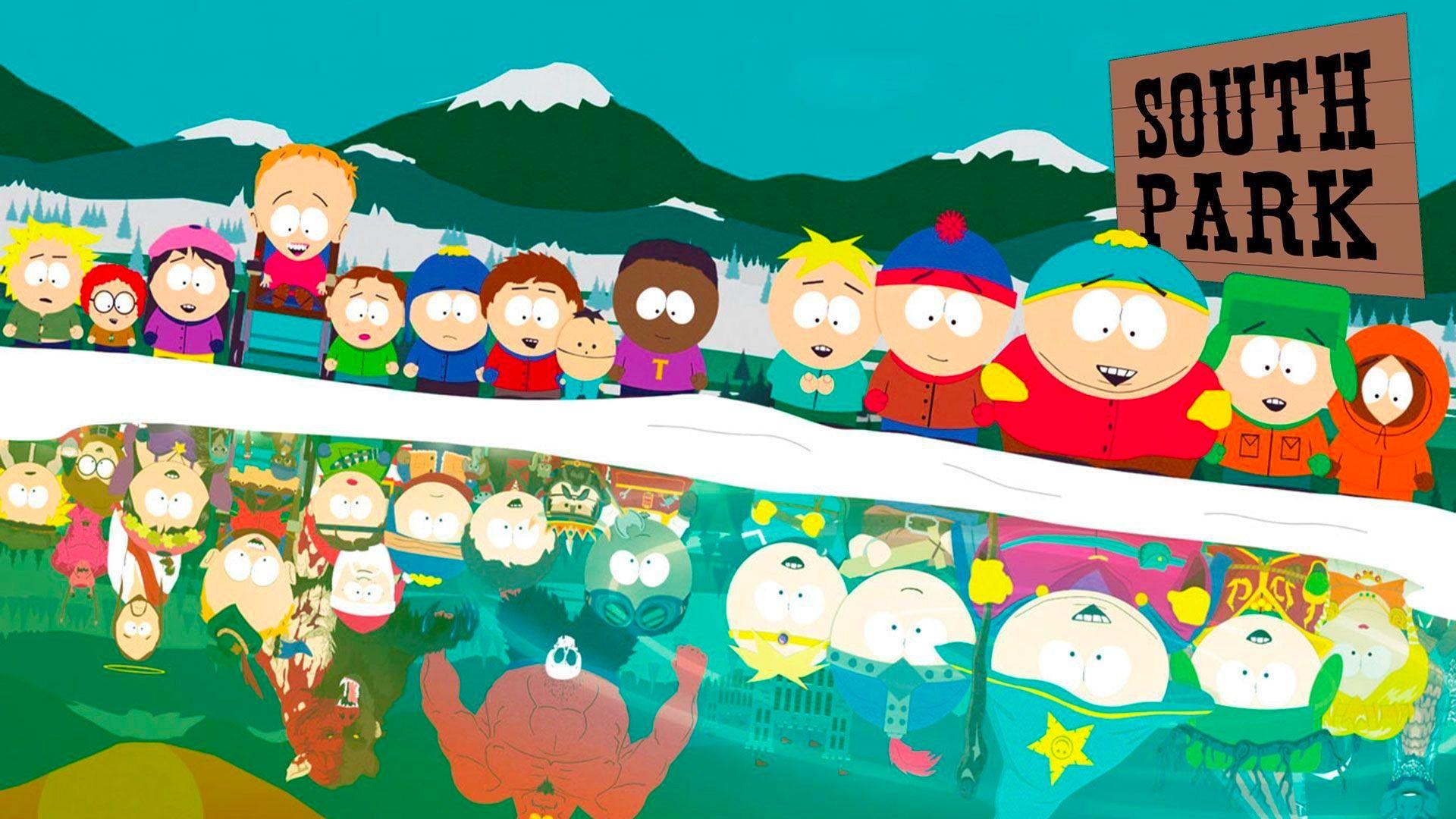 South Park 22 saisons plus de 280 épisodes septembre