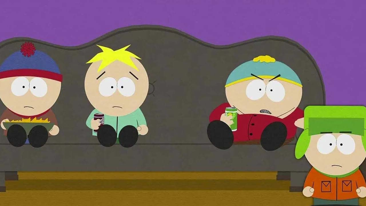South Park bientôt Amazon Prime Vidéo et Netflix