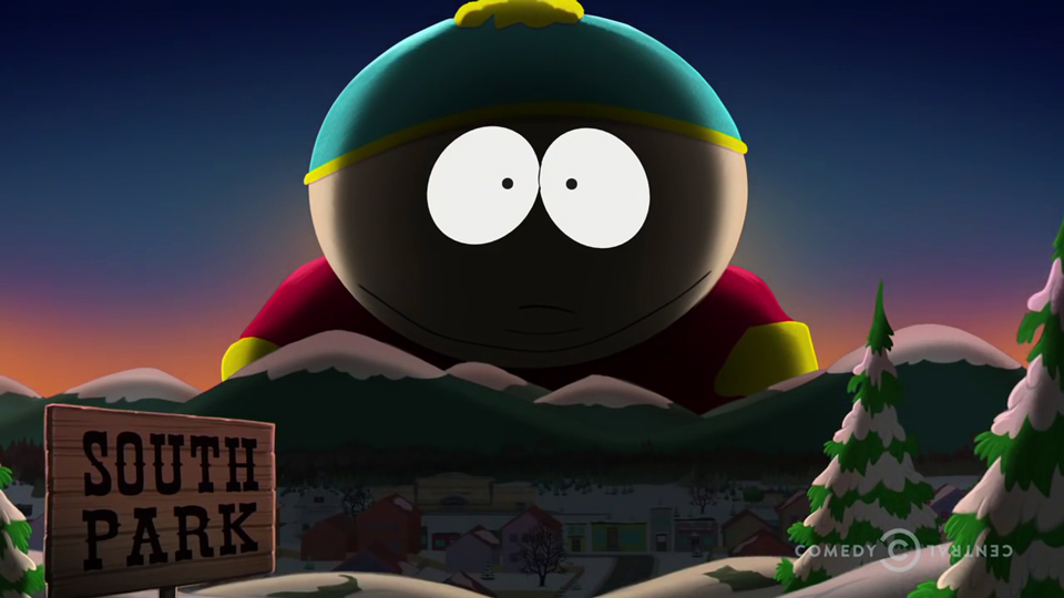 South Park Vent en Poupe