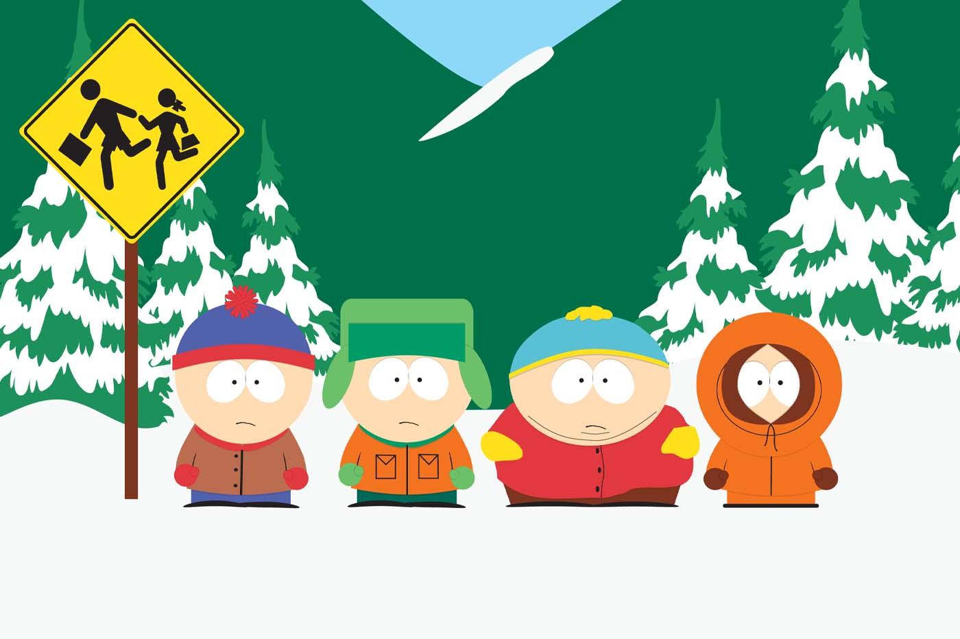 South Park 3 Nouvelles saisons