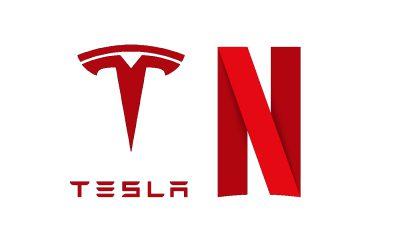 Netflix disponible dans Tesla