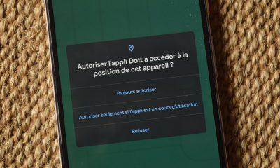 Android 10 confidentialite