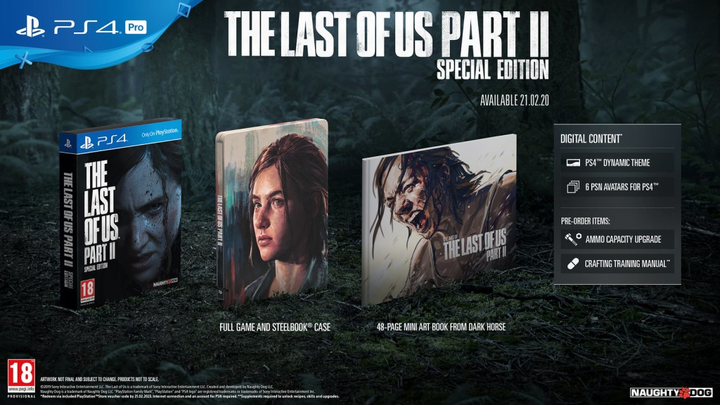 The Last Of Us Part II Edition Spéciale