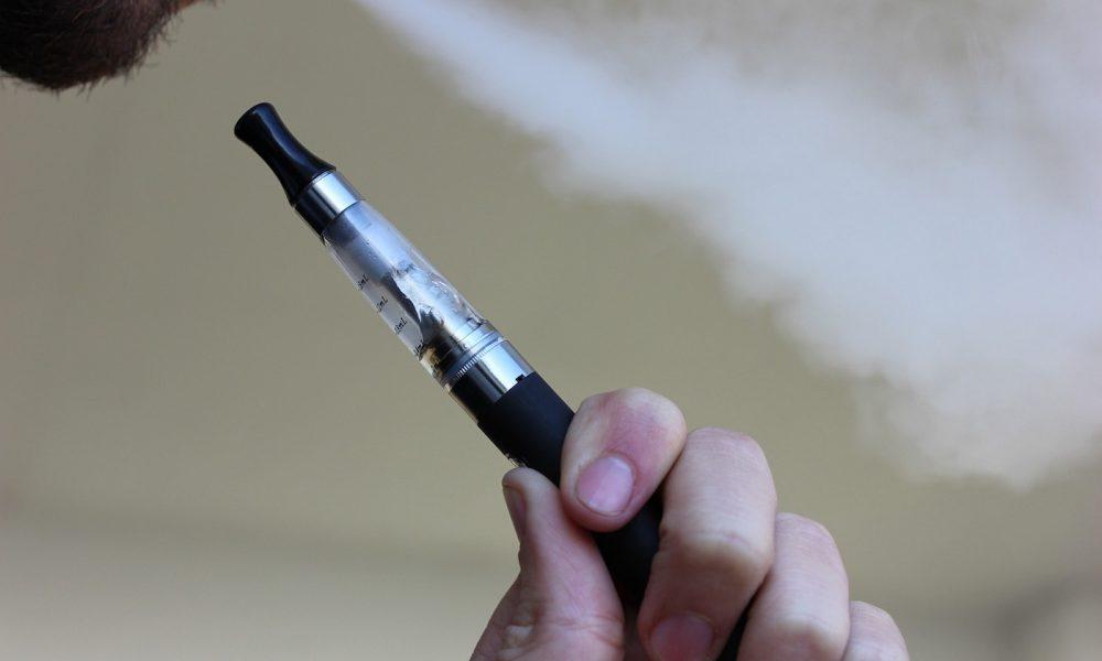 Victime cigarette electronique