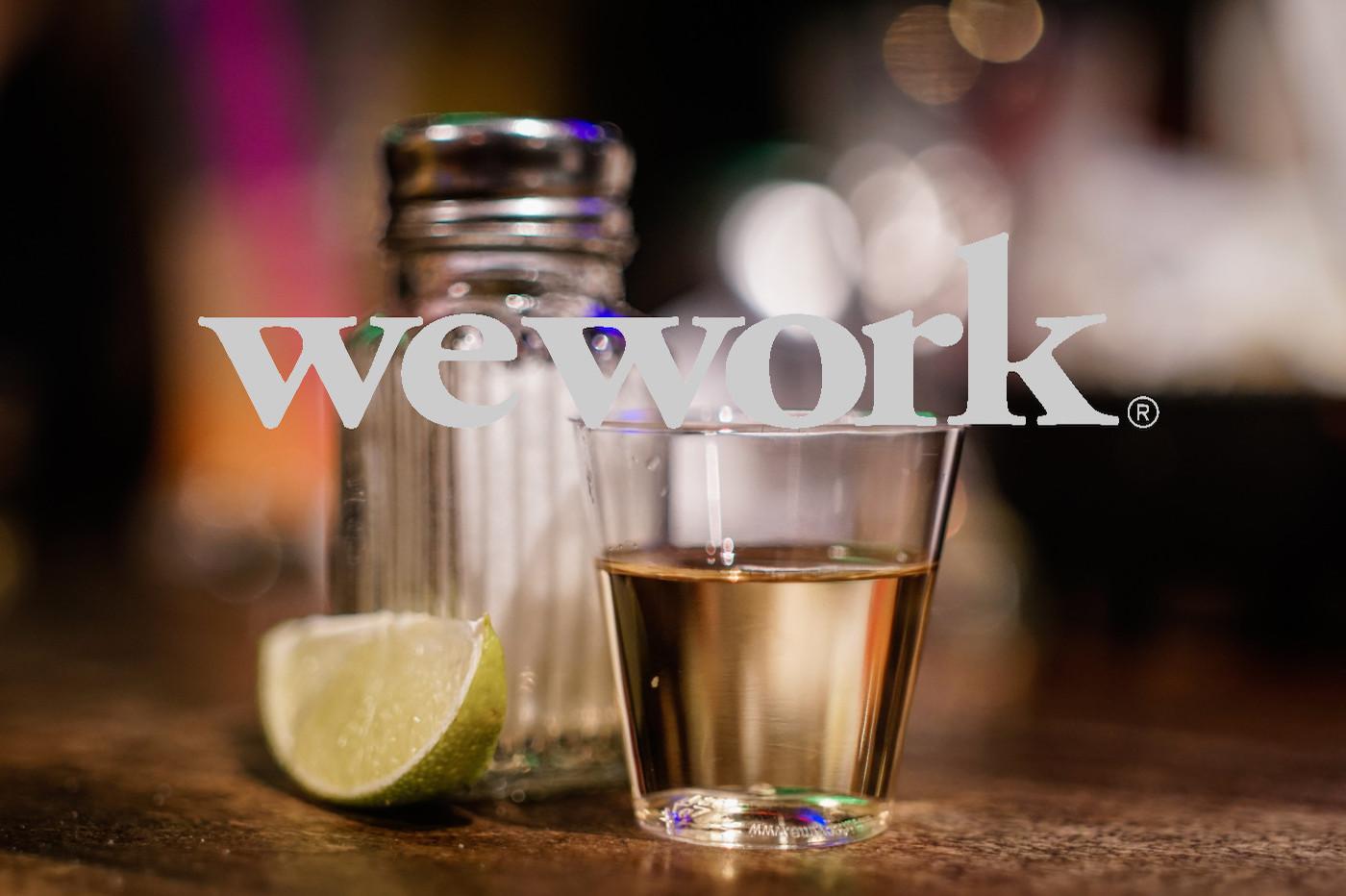 WeWork licenciement