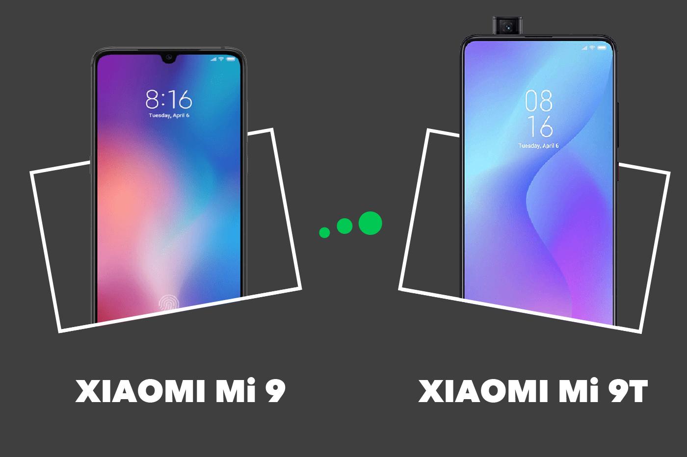 xiaomi-mi9-vs-xiaomi-mi9t