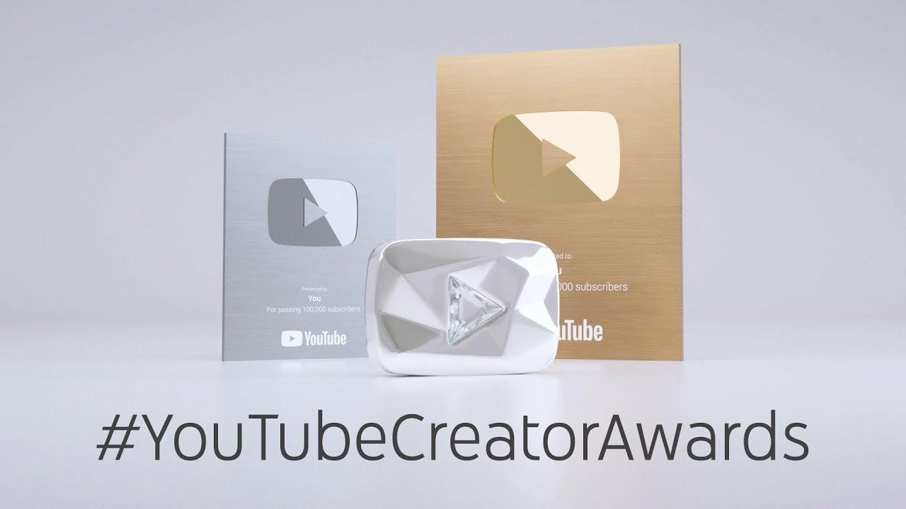 Youtube Award