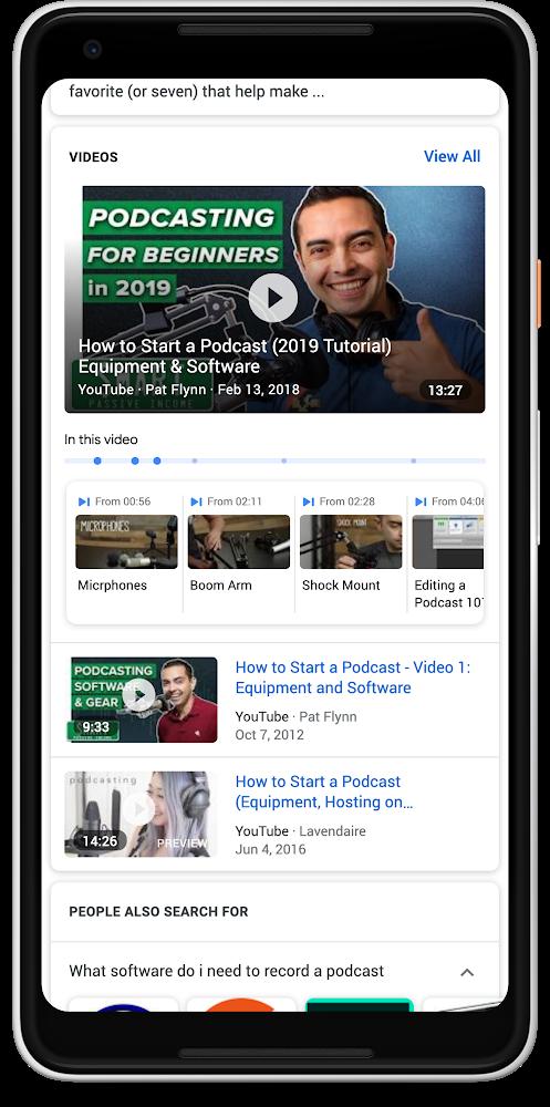 YouTube moments clés PornHub