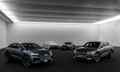 Audi e-tron électrique 2021