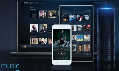 Amazon Music sur l'Apple TV