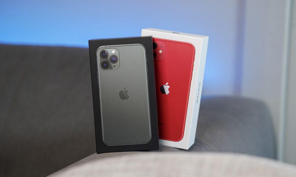iPhone 11 et 11 Pro