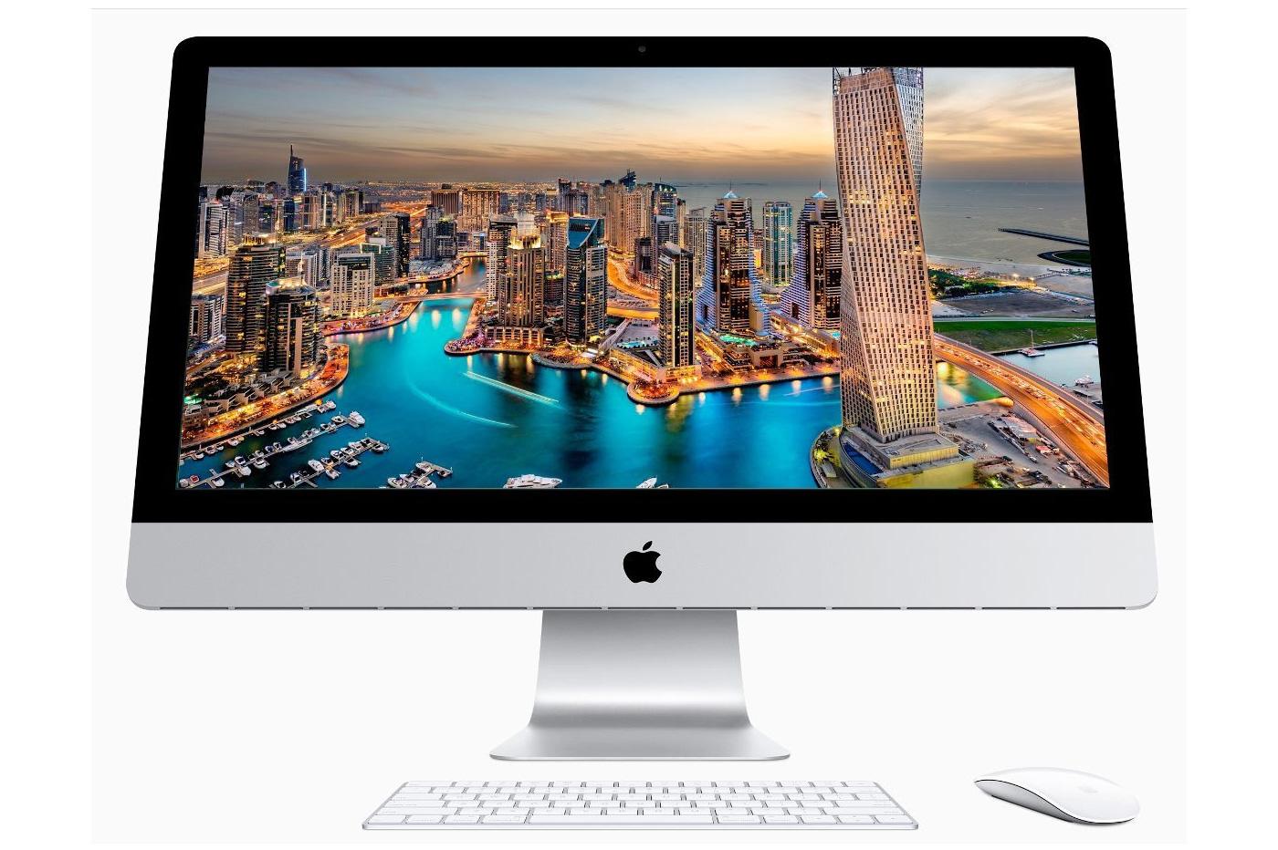 À quoi pourrait ressembler le prochain iMac ?