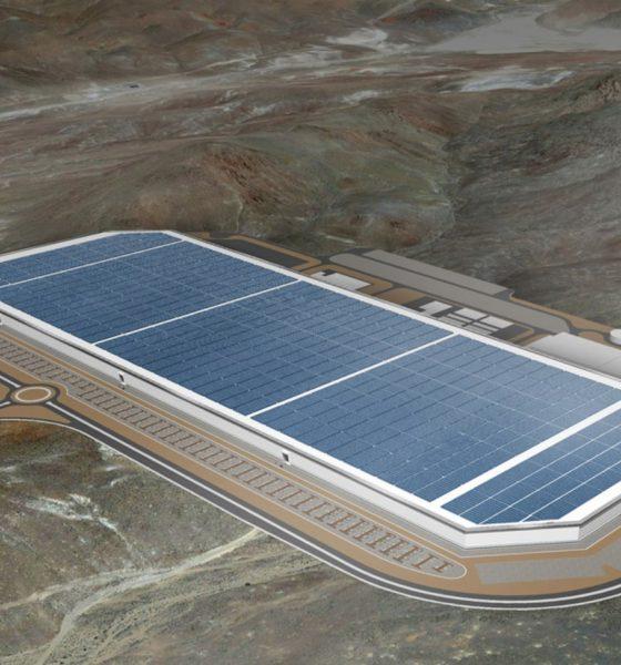 Tesla usine europe