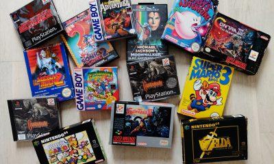 Classement 100 meilleurs jeux video