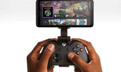 Console Streaming de Xbox