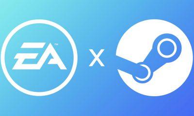 Electronic Arts de retour sur Steam