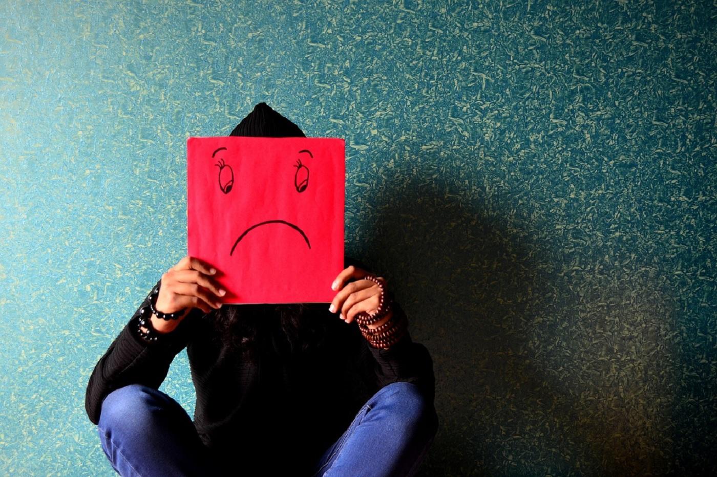 Emoji, triste