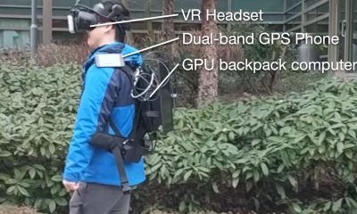 Extrait d'une vidéo de Microsoft Research
