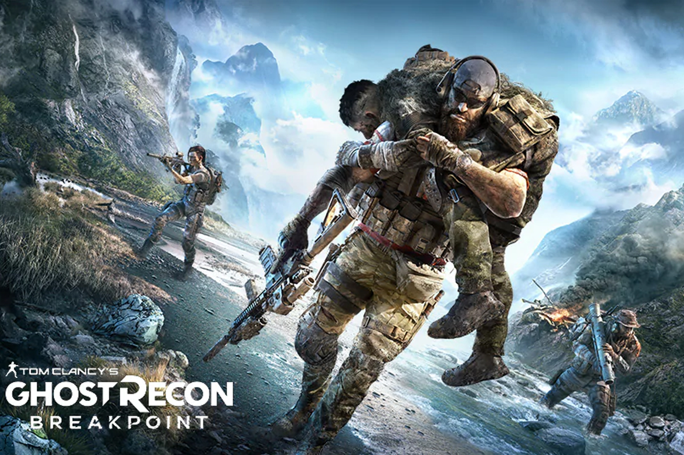Le nouveau Ghost Recon Breakpoint