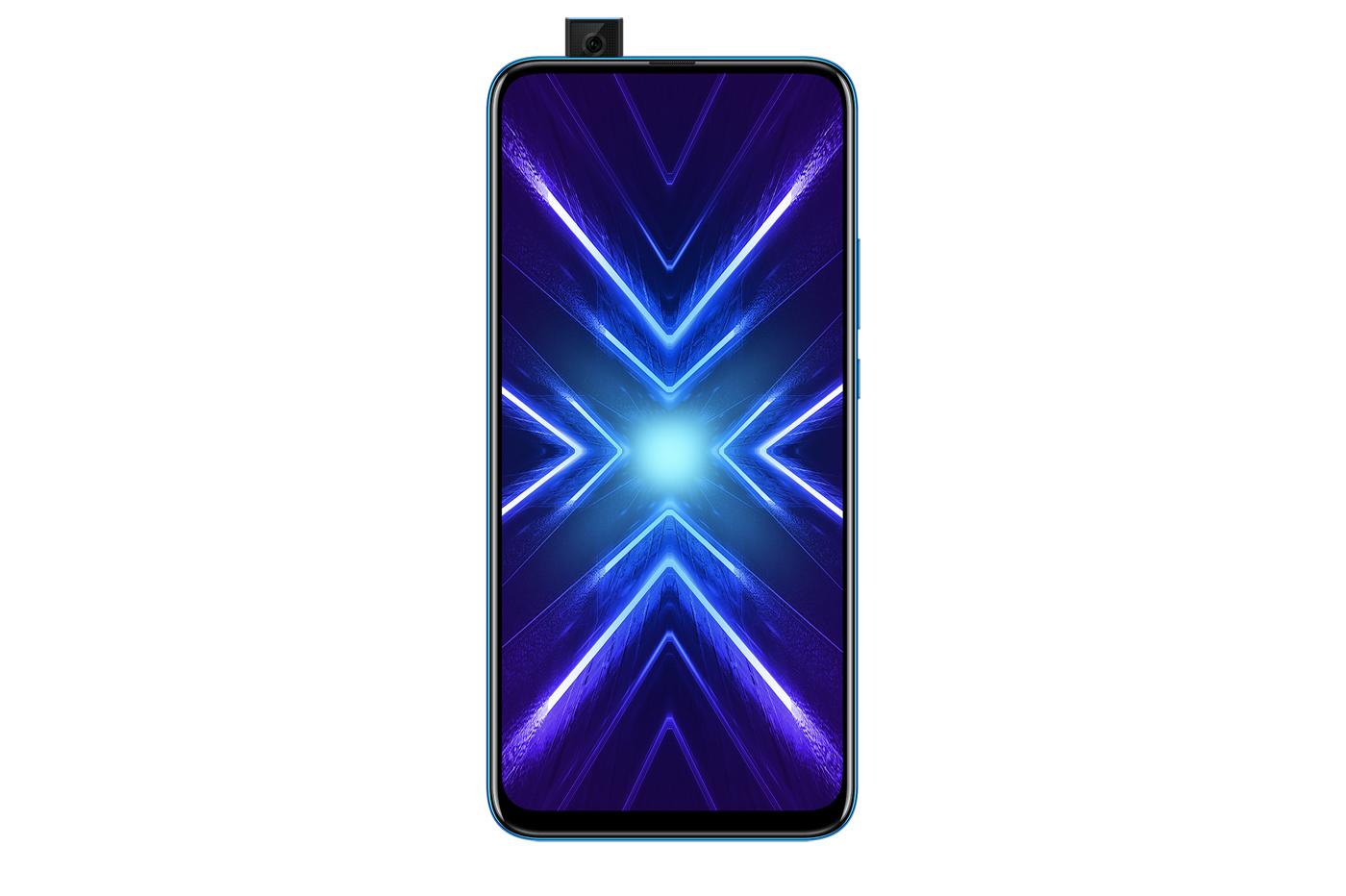 Le nouveau smartphone Honor 9X