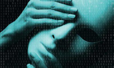 IA, intelligence artificielle, code binaire indormatique, reconnaissance faciale, vie privée, hacker