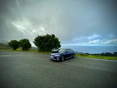Audi S4 2020 micro-hybridation