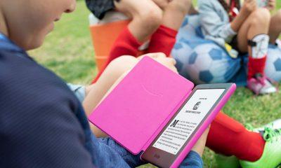 La liseuse Amazon Kids Edition pour enfants
