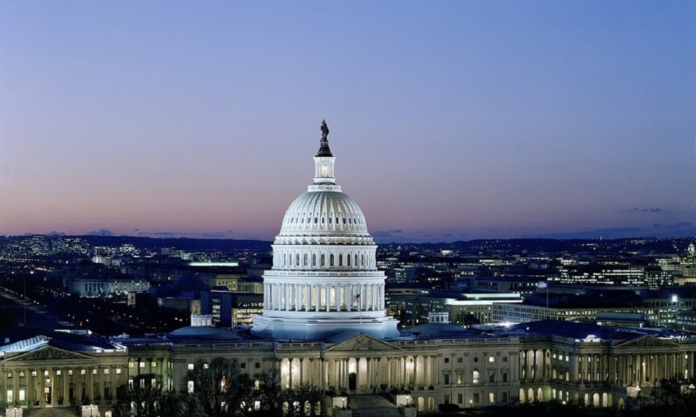 capitole USA congrès