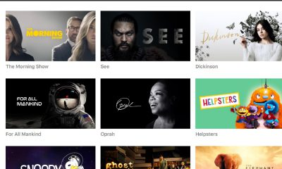 Le site presse d'Apple TV+