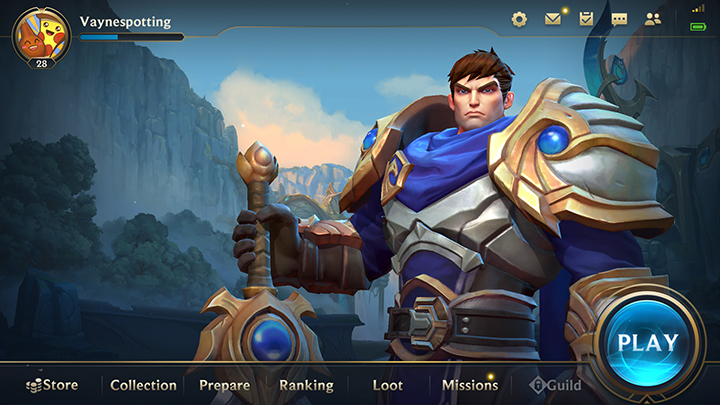 League of Legends Wild Rift iOS Android