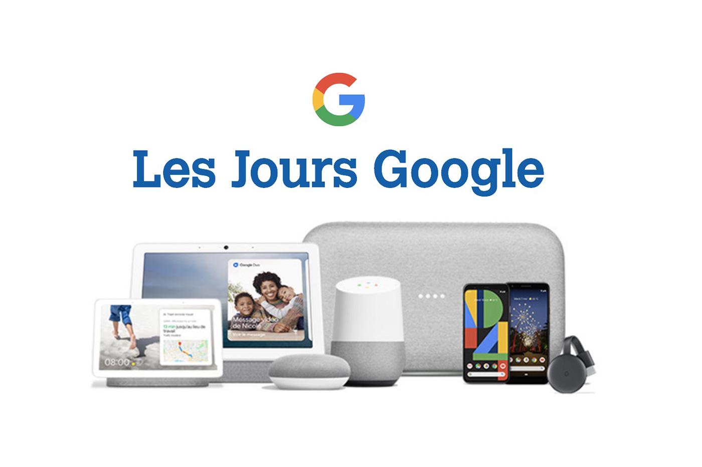 Les Jours Google Darty