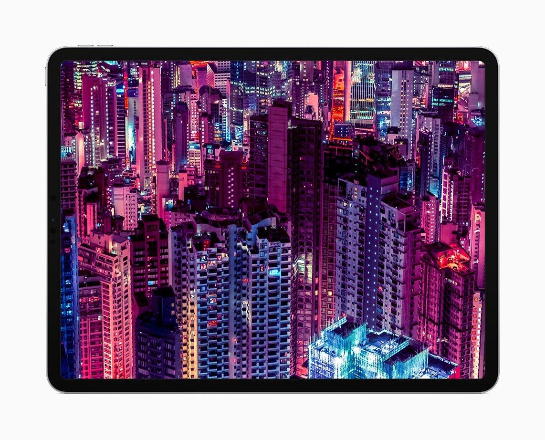 Les iPad Pro 11 et 12,9 pouces