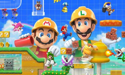 Mise à jour Super Mario Maker 2 Nintendo Switch