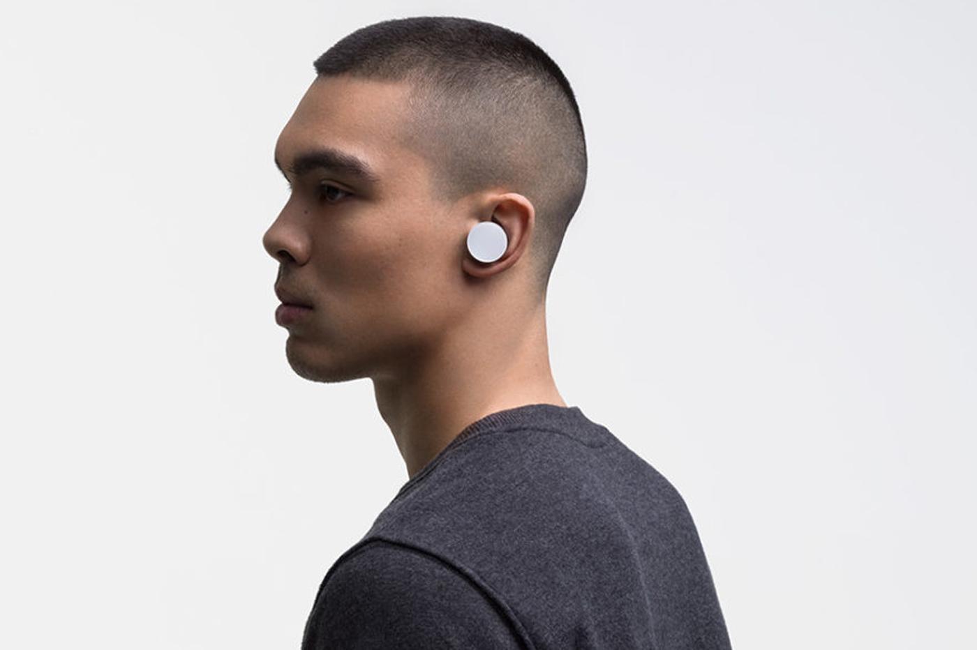 Les Surface Earbuds de Microsoft
