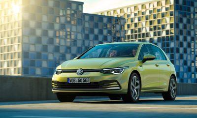 Volkswagen nouvelle Golf 8
