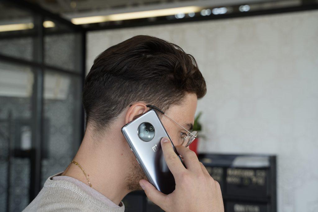 OnePlus 7T Telephone